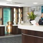 Botox Leeds Reception Desk