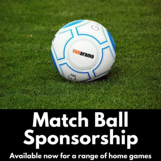 Match Ball Sponsorship social media