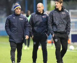 Marcus Bignot, Russ O'Neill and Paul Clayton